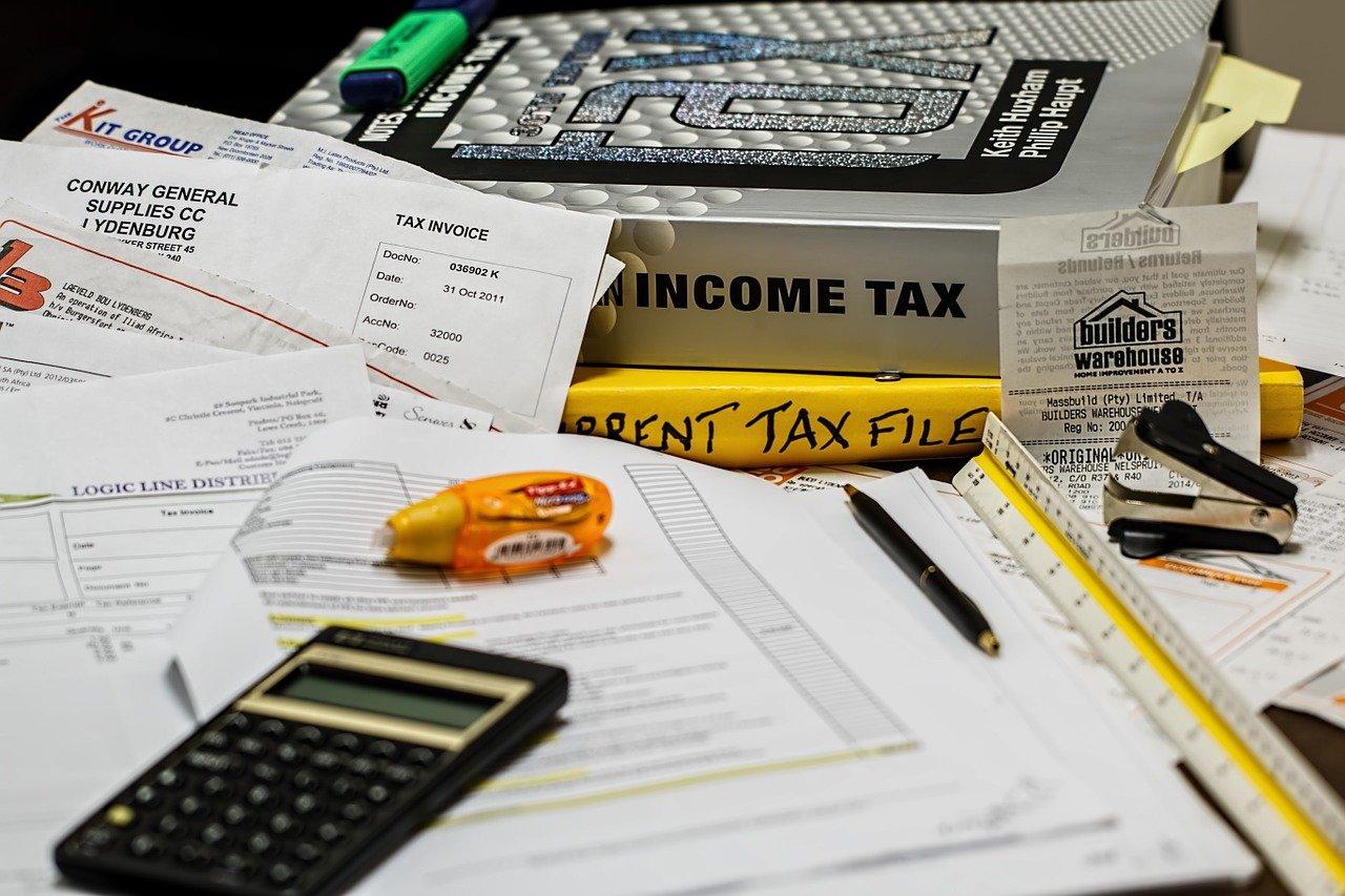 Taxes on online casino winnings